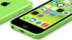 Apple iPhone 5c 8GB Smartphone for Cricket Wireless Green