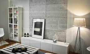betonoptik wandplatten betondesign wandpaneele wand in