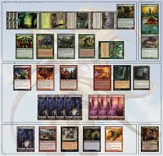Mtg Deathtouch Ping Deck by Second Nature By Sean Uy Gatheringmagic Com Magic The