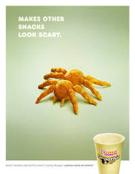 Creative Ads Design About Food And Drink Swan
