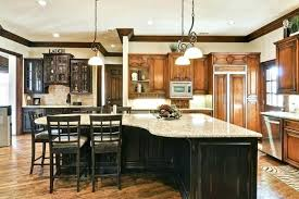 Kitchen Island With Seating For 4 Rustic