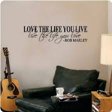 Quotes Decals For Easy Bedroom Wall Decorating Decor