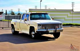 1987 GMC Sierra 3500 Crew Cab Dually-1 Owner-Clean-Certified ... 1987 Gmc Sierra Donald B Lmc Truck Life Brigadier Gasoline Fuel Caterpillar 3208 Connors Motorcar Company Hotrodoldsman 1500 Regular Cab Specs Photos Ck Series Overview Cargurus Dustyoldcarscom 4x4 Red Sn 1014 Youtube 7000 Topkick Dump Truck Item L1913 Sold Octobe 34 K25 62l Diesel Oem Paint 99 Rustfree Chevrolet C 87 Injected 305 75k Original Miles Silverado List Of Synonyms And Antonyms The Word Gmc S15 Speeds Auto Auctions