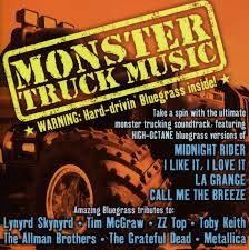100 Monster Truck Music Various Artists Hard Drivin Bluegrass