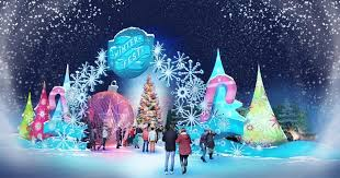 The Inaugural Winter Fest Opens Today At OC Fair With Tree Lightings A Carnival