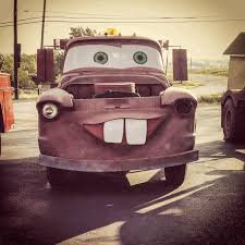 Mater, The Tow Truck From The Movie