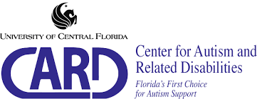 CFL UCF Center for Autism and Related Disabilities CARD Home