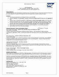 Sap Project Manager Resume Sample Unique For It Software India Of Erp Jobon