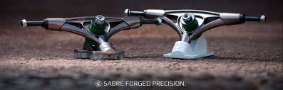 100 Sabre Trucks Longboard By 6061T6 A356 Forged Precision