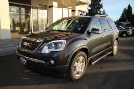Acadia For Sale In Puyallup, WA - Puyallup Car And Truck 7 Things You Need To Know About The 2017 Gmc Acadia New 2018 For Sale Ottawa On Used 2015 Morristown Tn Evolves Truck Brand With Luxladen 2011 Denali On Filegmc 05062011jpg Wikimedia Commons 2016 Cariboo Auto Sales Choose Your Midsize Suv 072012 Car Audio Profile Taylor Inc 2010 Tallahassee Fl Overview Cargurus For Sale Pricing Features Edmunds