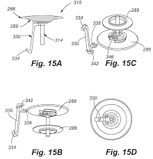 Bathtub Overflow Plate Leaking by Patent Us8806671 Cable Actuated Drain Google Patents