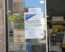 bureau de poste ouvert le samedi apres midi bureau de poste des chaprais moins d ouverture vivre aux