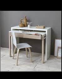 petit bureau de travail petit bureau pliable petit bureau d angle blanc