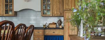Rustic Kitchen By COUTURE INTERIORS