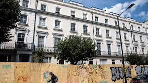 104 Notting Hill Houses Carnival Homes And Shops Boarded Up Over Concerns They Could Be Damaged Uk News Sky News