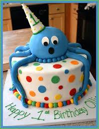 Beach Themed Birthday Cake Ideas Ocean Party Cakes