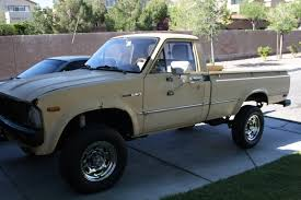 Toyota Truck 4x4 1980 Average 1980 Toyota Pickup Truck 4x4 No ...