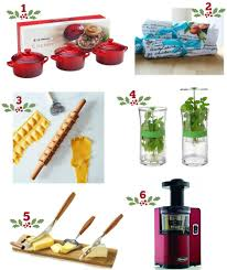 Gifts for Kitchen & Food Lovers