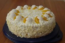 pfirsich raffaello torte christine chefkoch