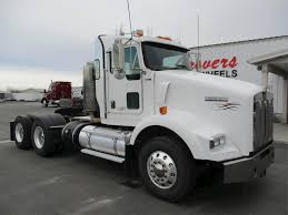 100 Day Cab Trucks For Sale 2012 Kenworth T800 Truck 310000 Miles Rigby