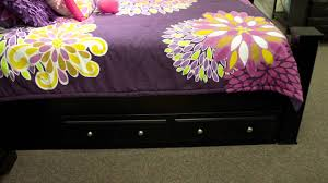 Nebraska Furniture Mart Bedroom Sets by Ashley Shay Bed With Storage Youtube