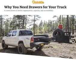 100 Grayson Truck Accessories Why You Need DECKED Drawers For Your