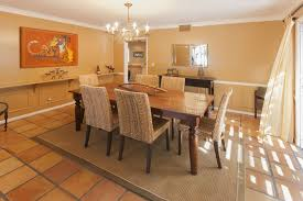 Stunning Image Of Home Flooring Design With Various Saltillo Tile Endearing Dining Room