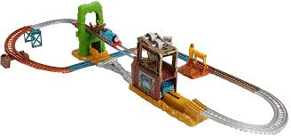 Thomas And Friends Tidmouth Sheds Trackmaster by Scrapyard Escape Set Thomas And Friends Trackmaster Wiki