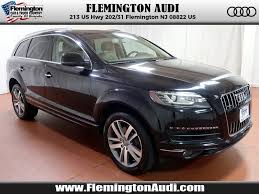100 Flemington Car And Truck Country Used 2015 Audi Q7 For Sale At Audi VIN WA1LMAFE7FD026715
