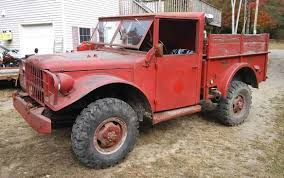 100 1954 Dodge Truck Ready For Winter M37