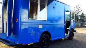 2006 Freightliner Diesel Food Truck Mobile Kitchen - YouTube