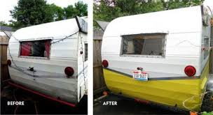 5 Vintage Camper Exterior Paint Options For Painting Your