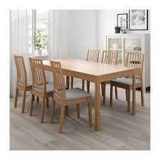 ekedalen table extensible chêne 180 240x90 cm ikea ikea