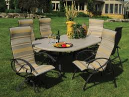 Patio Furniture Slings Fabric by Steel Dining Archives Tubs Fireplaces Patio Furniture