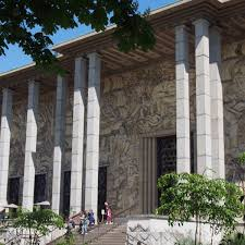 musee de la porte doree l architecture du palais de la porte dorée