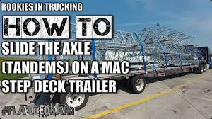 HOW TO SLIDE THE AXLE (TANDEMS) ON MAC STEP DECK TRAILER - YouTube 53 Step Deck Tridem Or Tandem Page 7 Truckersreportcom Can You Take Your Truck Home With 1 Ckingtruth Forum Melton Lines Reviews Complaints Youtube Mcelroy Traing Best 2018 Unsafe Driving 9206 Trl 31333 Mcelroy Trucking Eldday On The Ground With Forcement In Kentucky As Truckers Mtc Driver Resource Freightliner Pic Cdl Meltontrucklines On Feedyeticom 2014 Kenworth T660