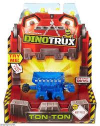 100 Dino Trucks Dreamworks TONTON Trux Toy Netflix Truck NEW Home