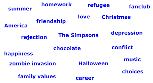 Halloween Acrostic Poem Template by Writing Acrostic Poems The Big English Blog