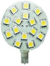 12 volt led bulb 10 30vdc t10 wedge pcb 921 12 volt led