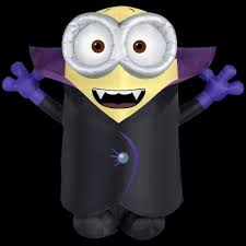 Gemmy Halloween Inflatables 2015 by Inflatable Minions For Christmas Holidays Santa U0027s Site
