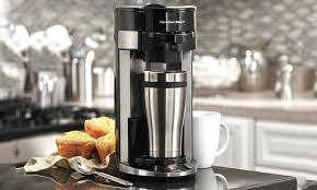 Hamilton Beach Flexbrew Coffee Maker Dual Single Serve Reviews 49995 Make