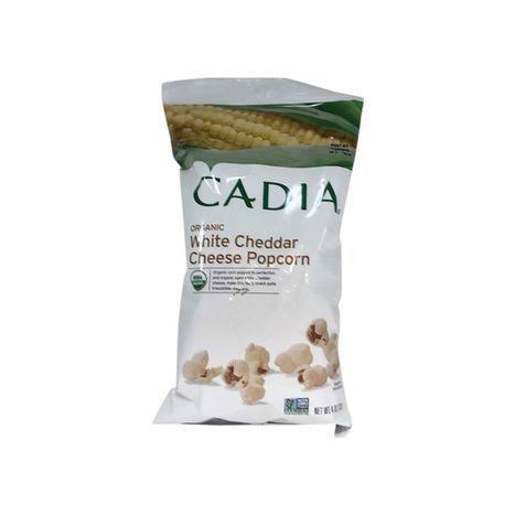 Cadia Organic White Cheddar Cheese Popcorn