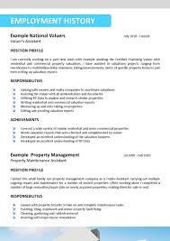 Real Estate Agent Resume Example Property Management