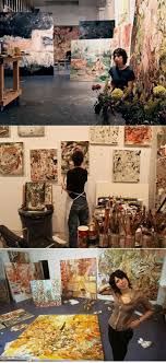 100 Pinterest Art Studio Cecily Brown S And Work Spaces Ist