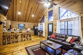 100 Wolf Creek Cabins Gray Lodge Cabin In Broken Bow OK Sleeps 4 Hidden Hills