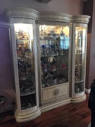 Luxury Dining Room Display Cabinets