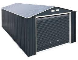 10x20 Metal Storage Shed by Metal Sheds Steel Storage Shed Kits