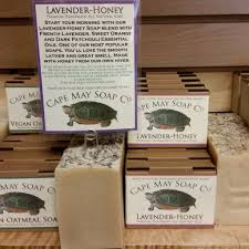 Lavender-Honey Soap | Cape May Soap Company Our Soaps Alegria Handcrafted Amazoncom Soapworks Tea Tree Soap Bar Bath Beauty Body Walmartcom Lever 2000 Original 4 Oz 8 Natural Skin Lightening Care Products By Honey Sweetie Acres Pre De Provence Shea Butter Enriched Artisanal French Only One With Nature Dead Sea Mineral