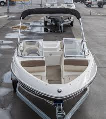 Bayliner 190 Deck Boat by New Boat Inventory Used Boat Inventory Virginia Beach Virginia