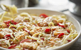 Chicken Carbonara Lunch & Dinner Menu